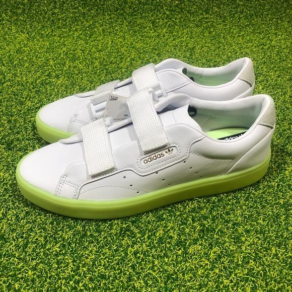 Adidas Sleek S W Kendall Jenner White